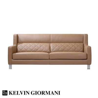 Spaziosa Leather Sofa