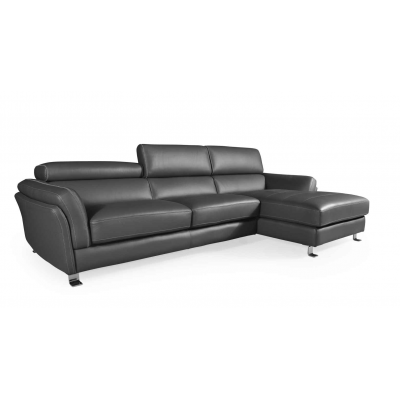 Durham Leather Sofa