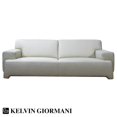 Ponte I Leather Sofa