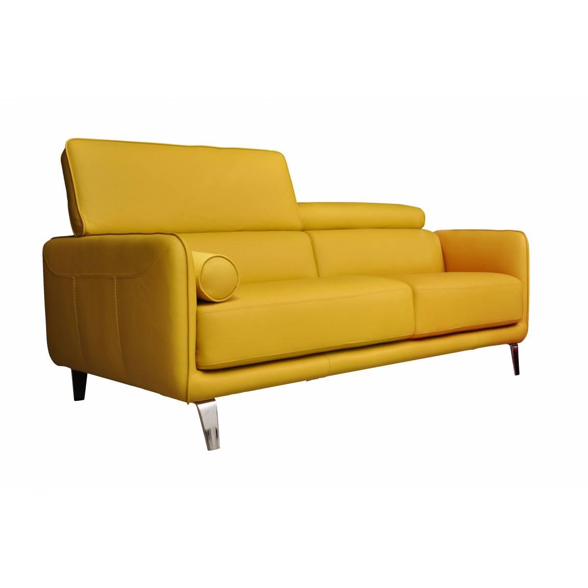 Palladium Leather Sofa