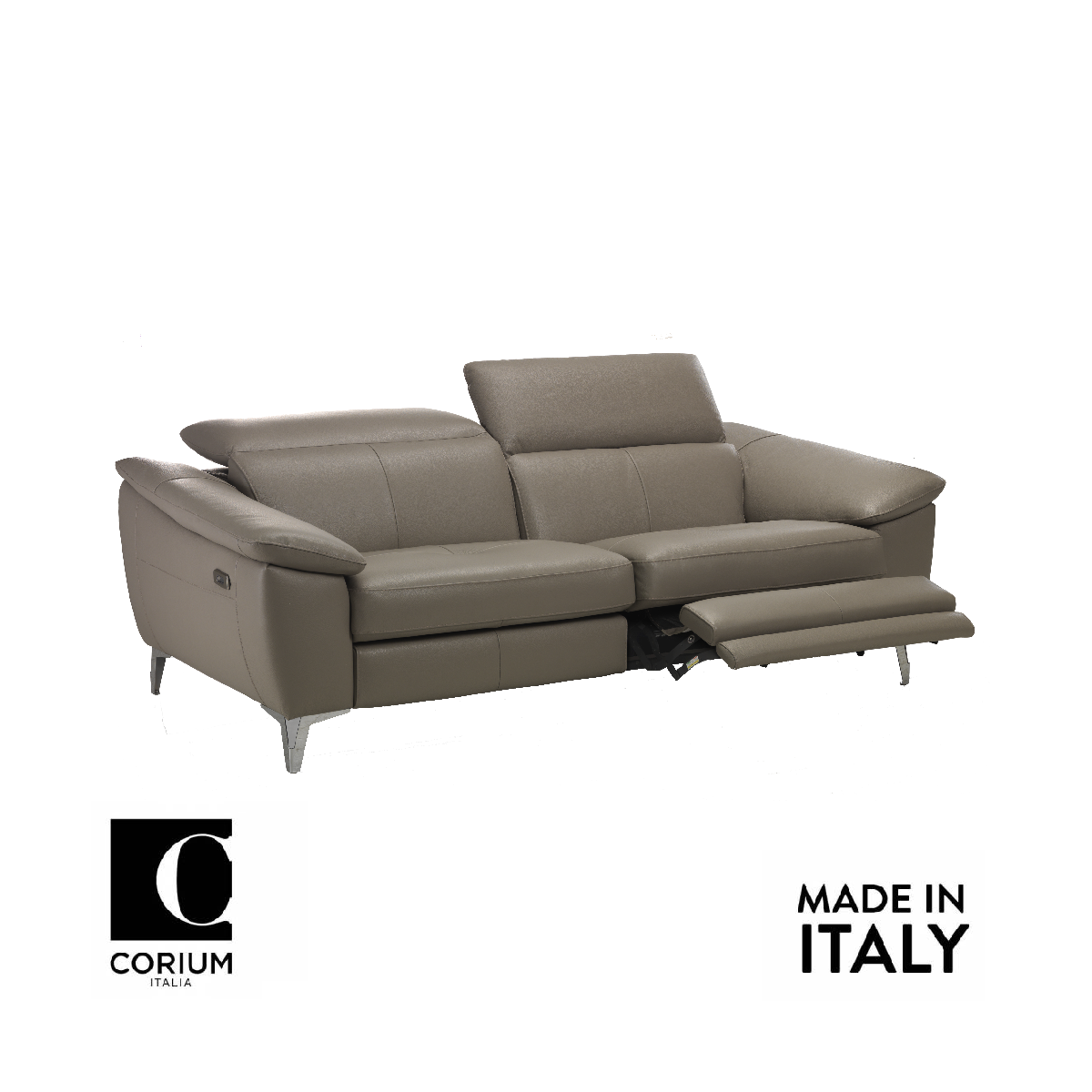 Blog 2 Leather Sofa
