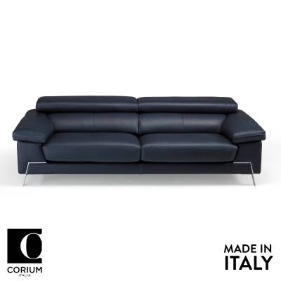Blunote Leather Sofa