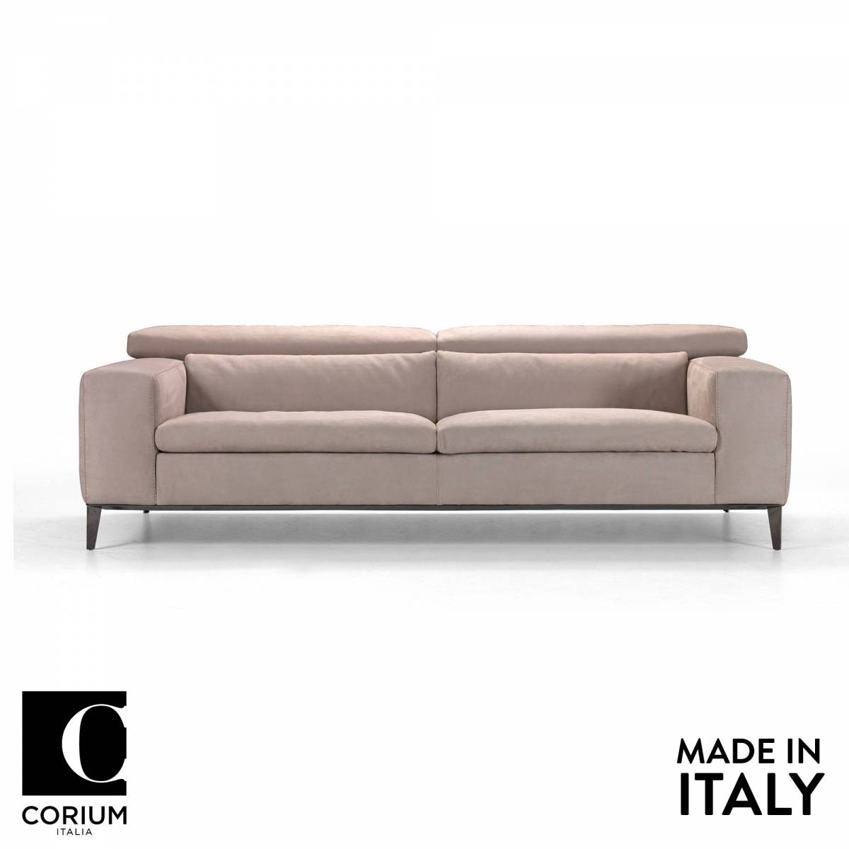 Best Leather Sofas In Singapore: Losanna Italian Leather Sofa By Corium Italia