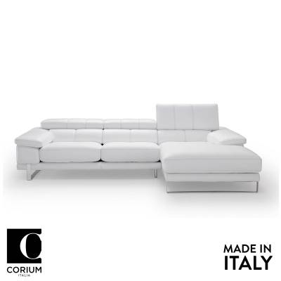 Dado Leather Sofa