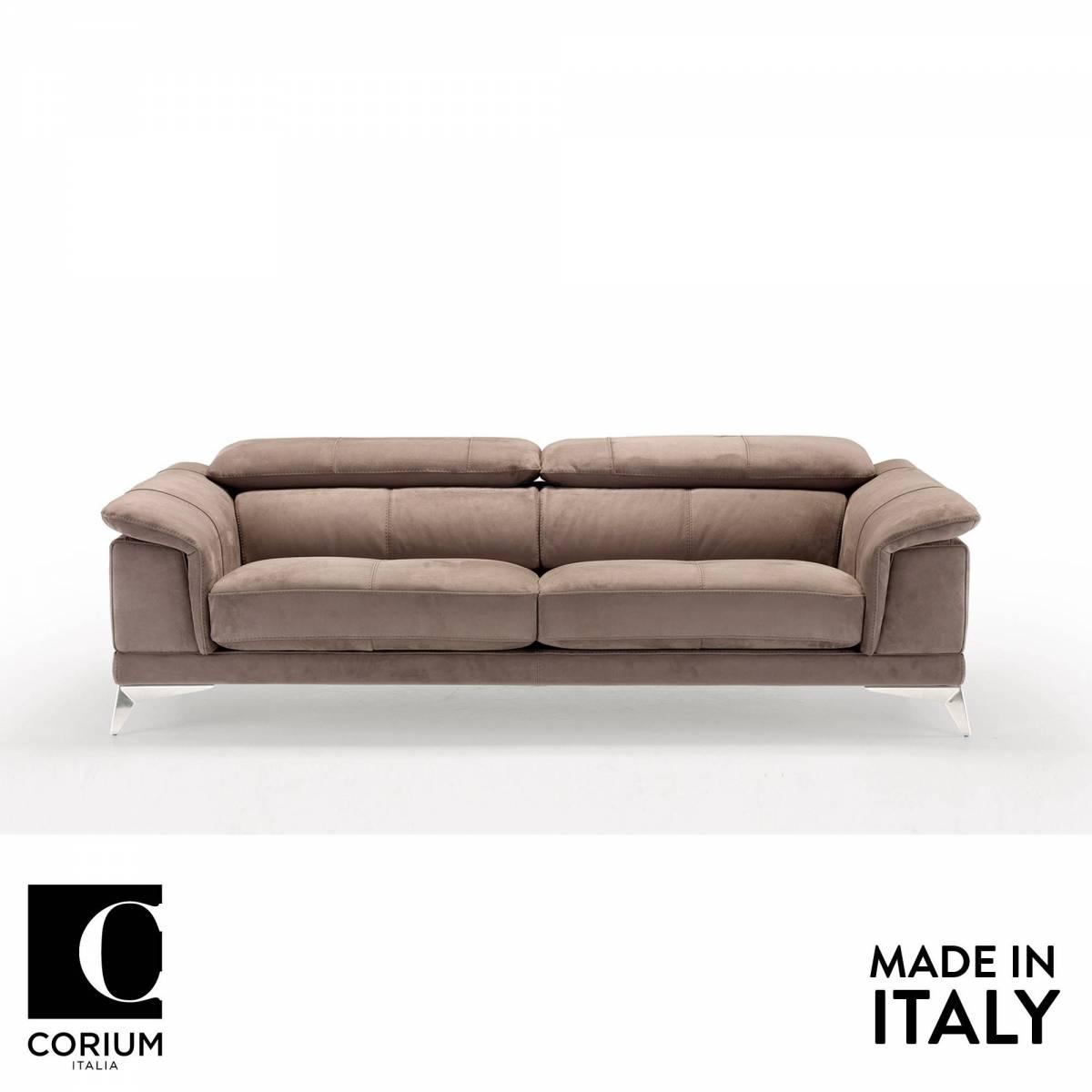 Taku Leather Sofa