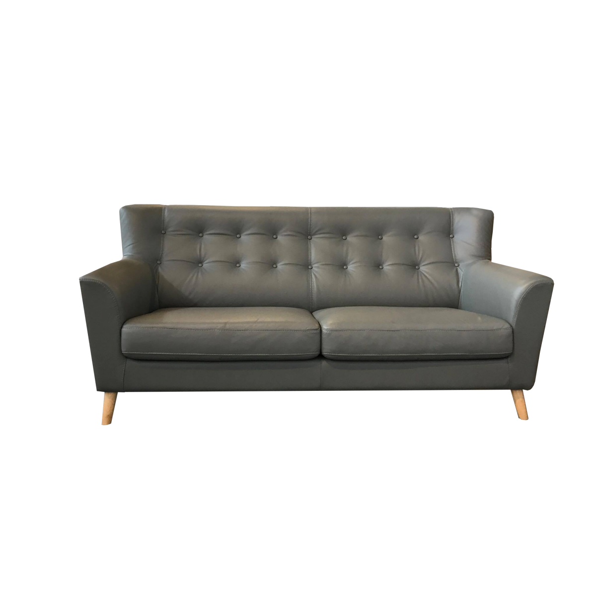 Lance Leather Sofa