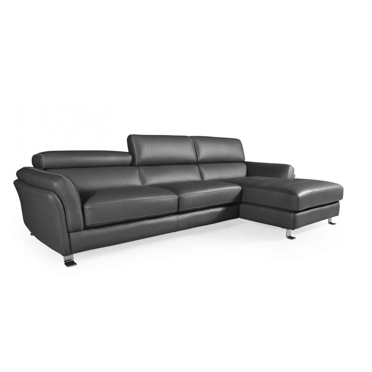 Durham Leather Sofa