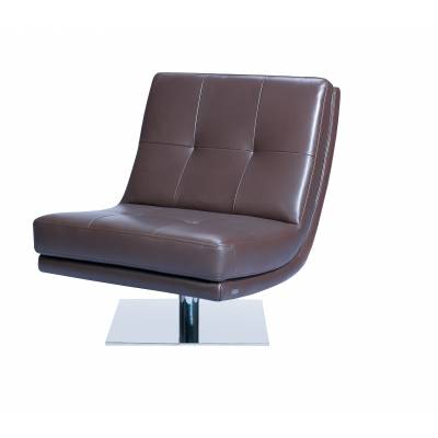 Jade Swivel Arm Chair