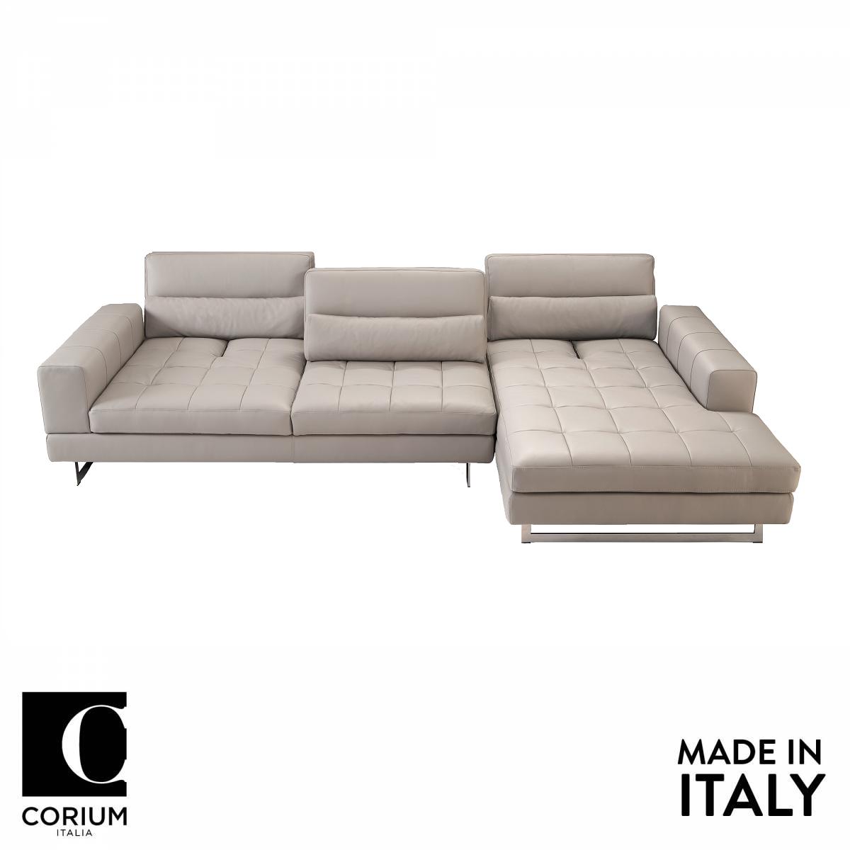 Dandy Leather Sofa
