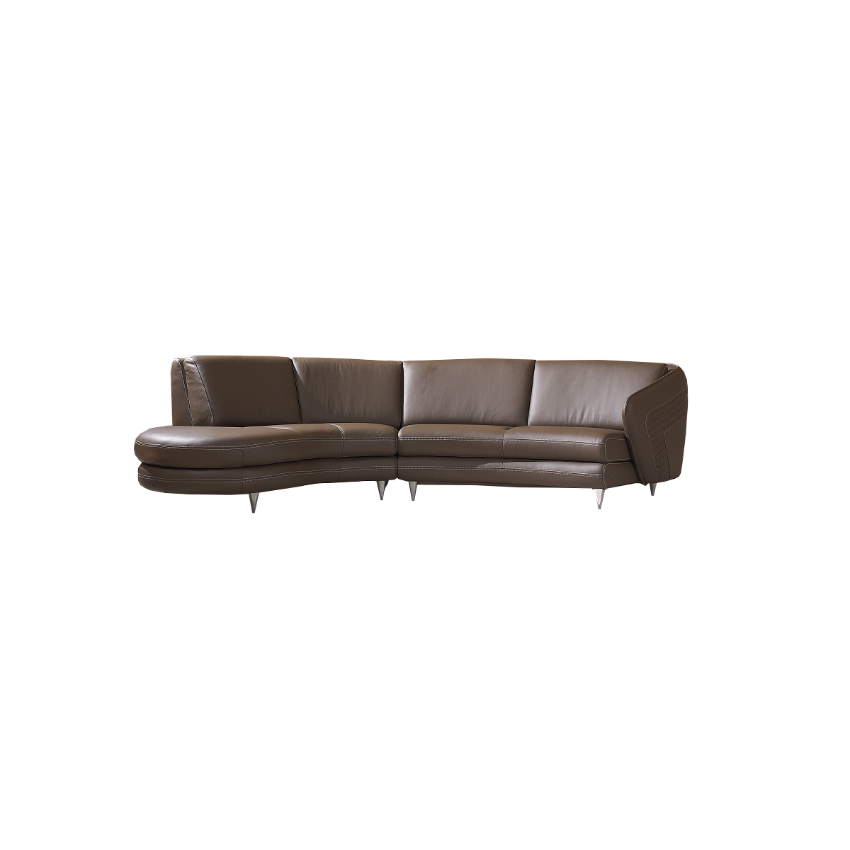 Freccia Leather Sofa