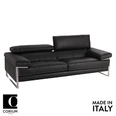 Beluga Leather Sofa