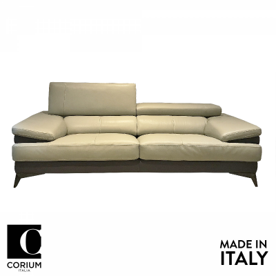Prado Leather Sofa