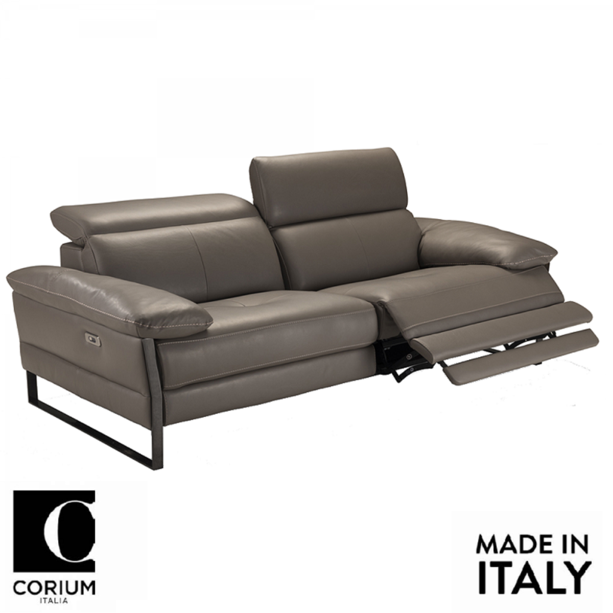 Premium Leather Recliner