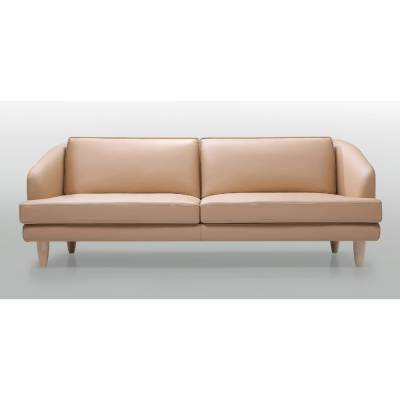 Giovane 3 Seater Leather