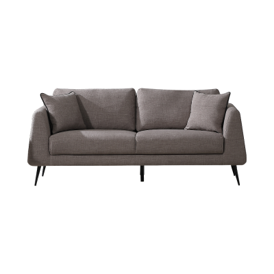 Macbeth Fabric 3 Seater Sofa