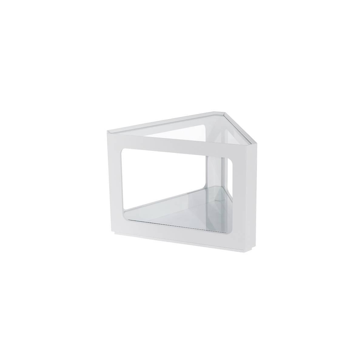 Angular Side Table