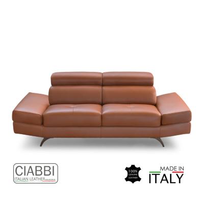 Icaro Leather Sofa