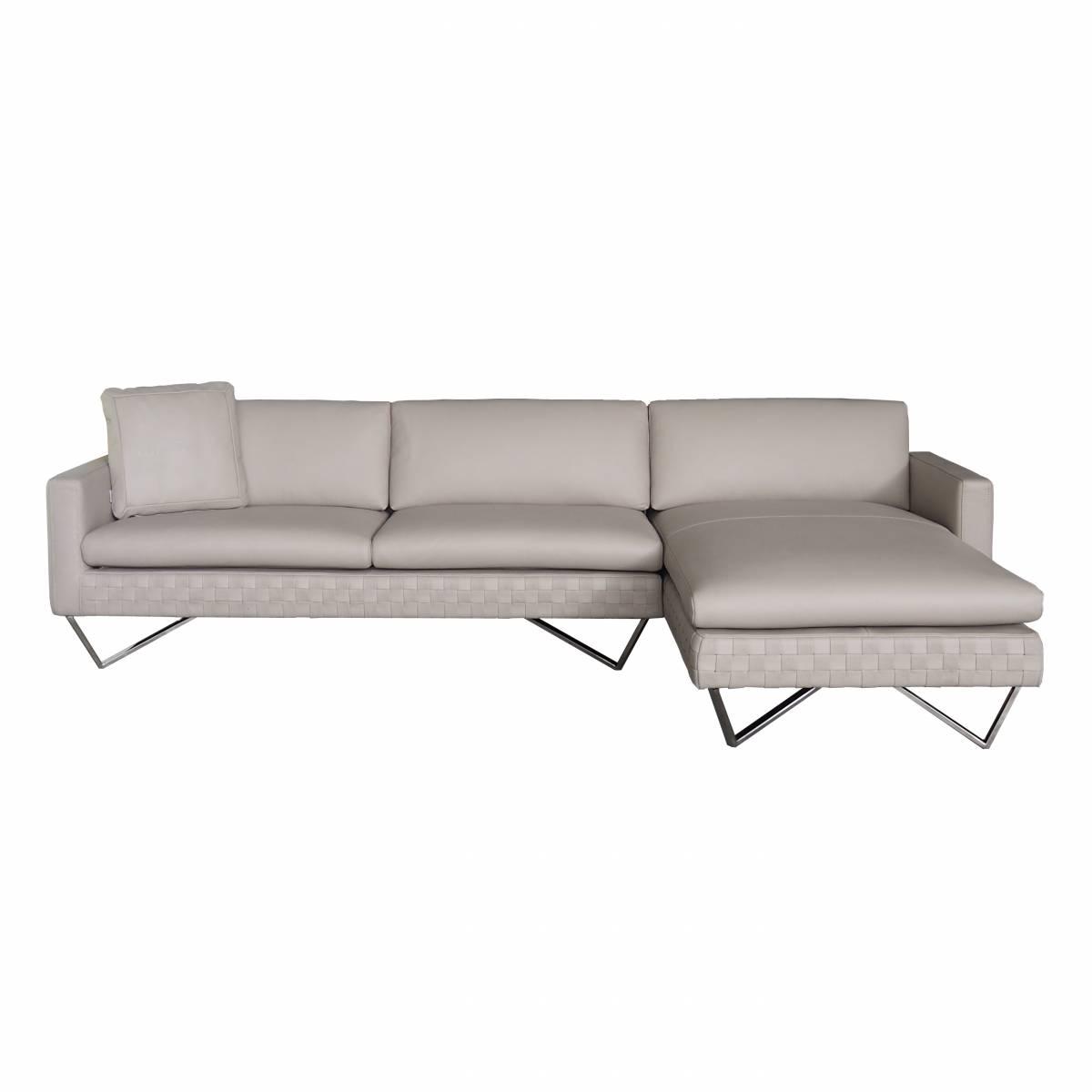 Snello IIV Leather Sofa