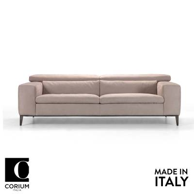 Losanna Leather Sofa
