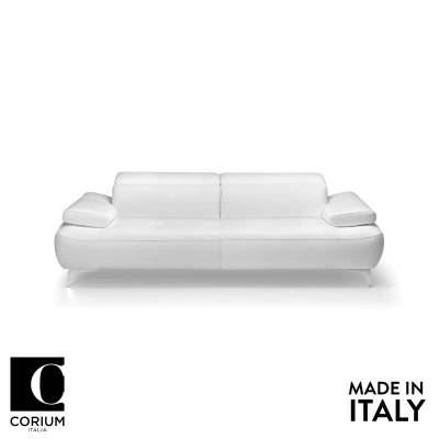 Santiago Leather Sofa